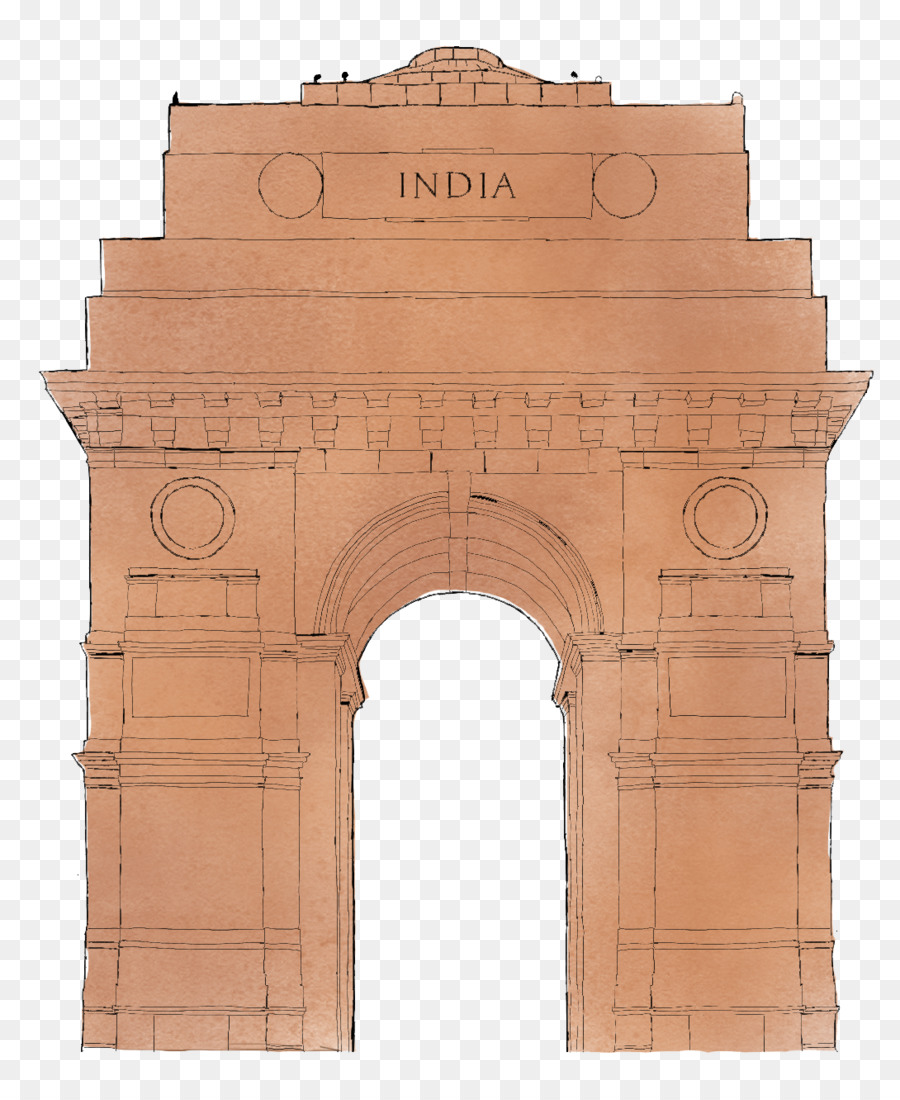 india gate transparent clipart Gateway of India India Gate Drawing