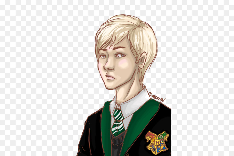 Color clipart Draco Malfoy J. K. Rowling Drawing