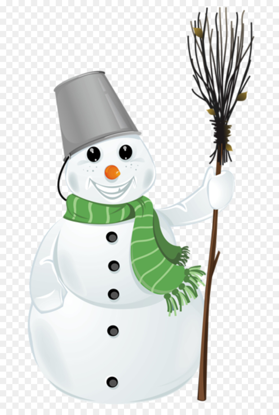 Snowman - Christmas - Christmas Ornament