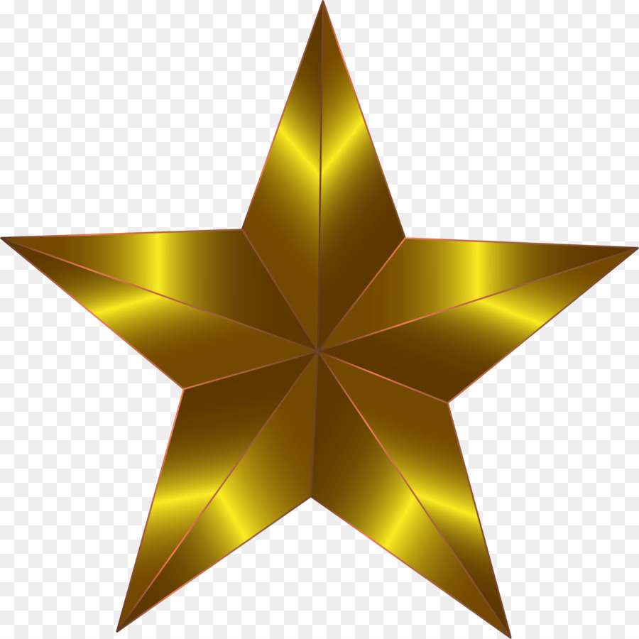 yellow christmas star clipart pictures