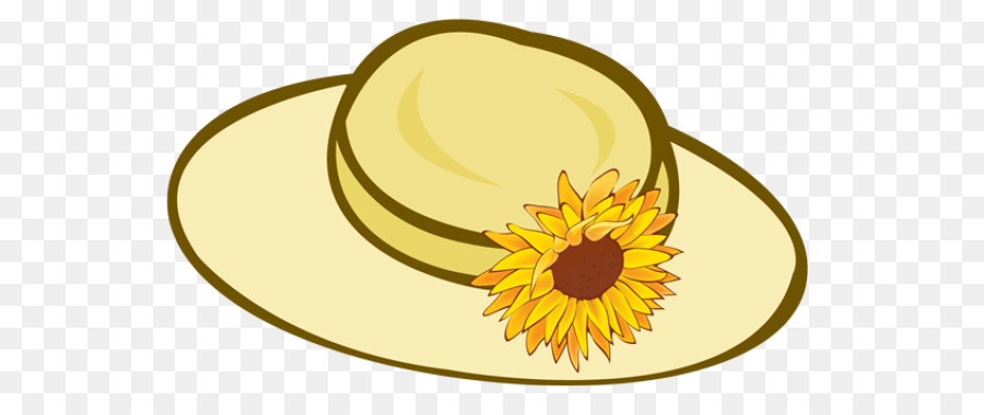Hat Cartoon Clipart Hat Flower Yellow Transparent Clip Art Hat clipart resources are for free download on clipart craft(cc). hat flower yellow transparent clip art