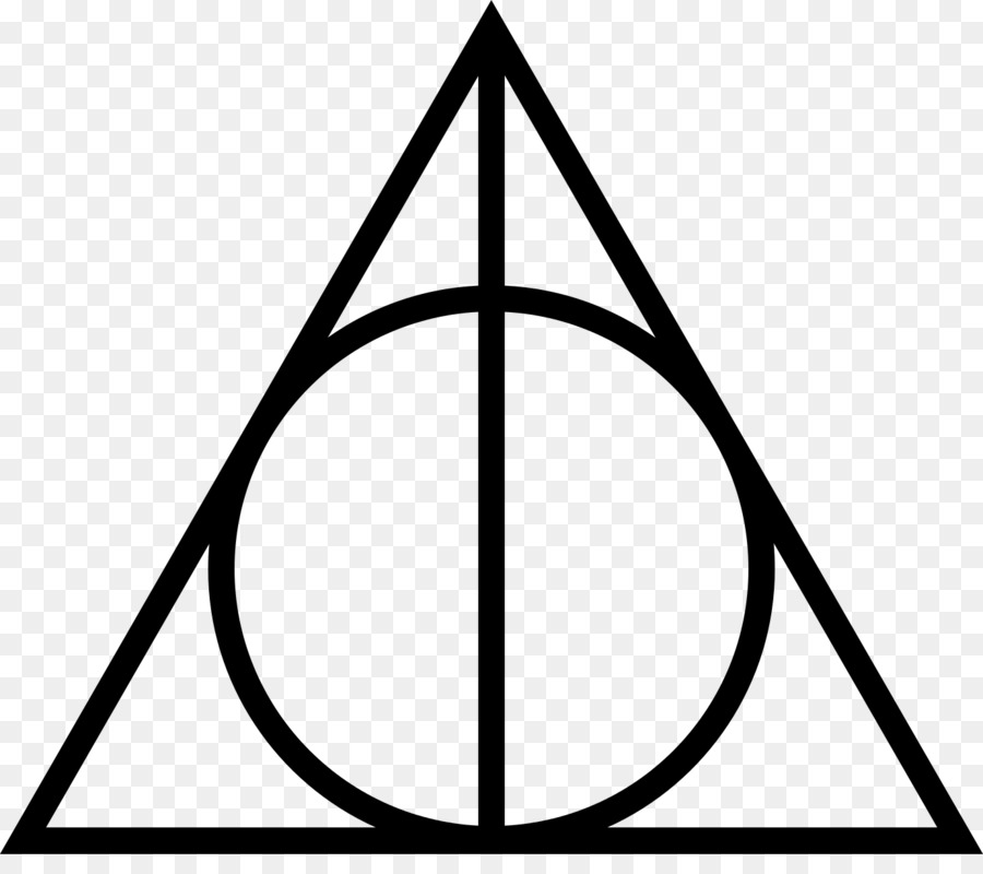 deathly hallows sign clipart Harry Potter and the Deathly Hallows Harry Potter (Literary Series) Draco Malfoy