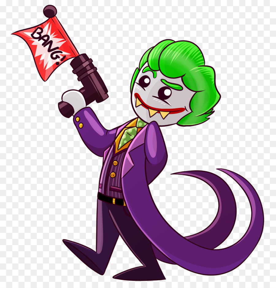 Joker clipart Joker Batman Robin