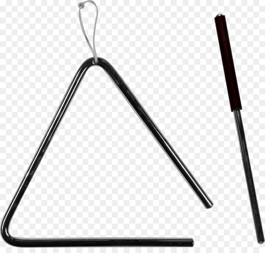 Triangle music. Black clipart drum transparent