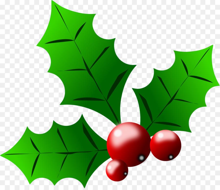 Christmas Tree Cartoon Clipart Green Leaf Plant Transparent Clip Art