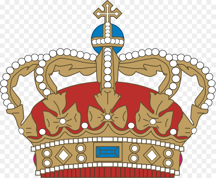 Coat of arms crown. Product illustration transparent png