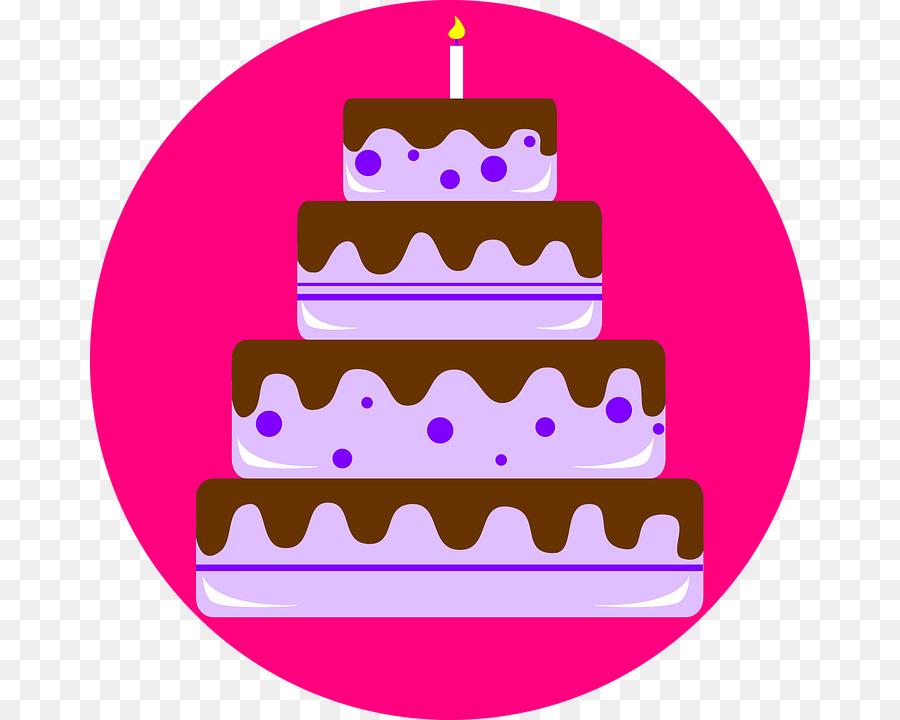 Birthday Cake Drawing