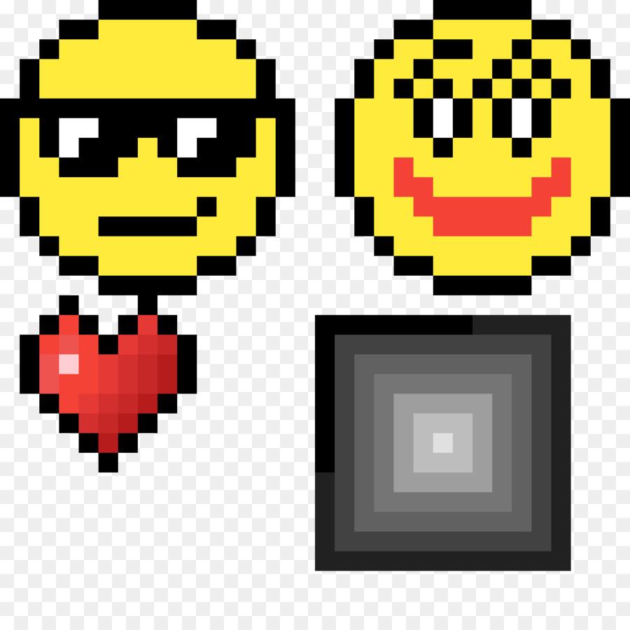 Emoji Pixel Art Clipart Smiley Emoticon Emoji
