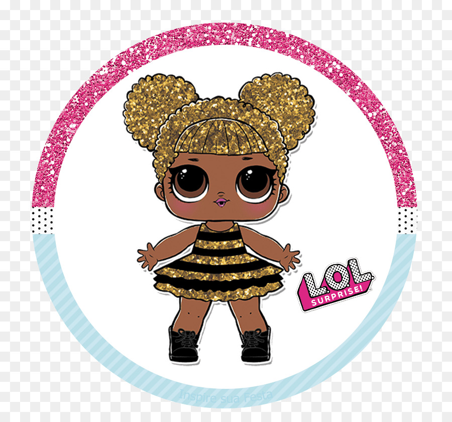 Doll Bee Cartoon Design Product Illustration Pattern Art