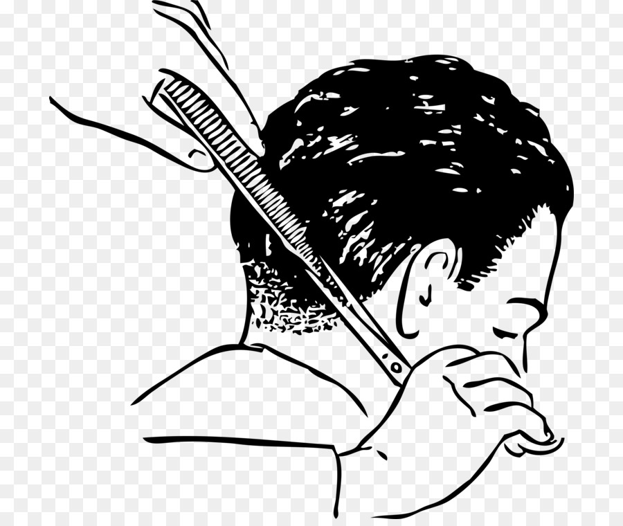 barber clippers clip art - 900×760
