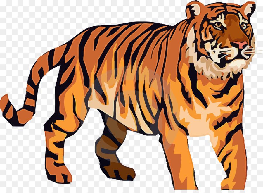 tiger clipart Bengal tiger Clip art