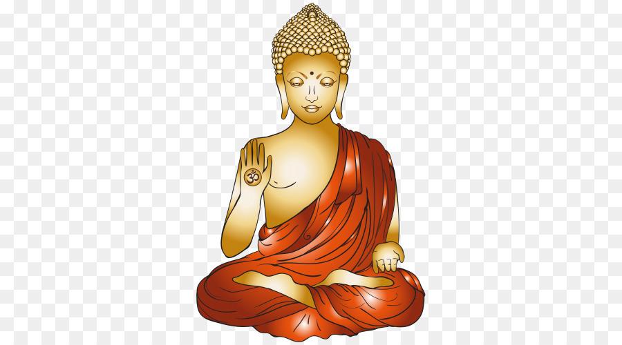 Buddha Cartoon