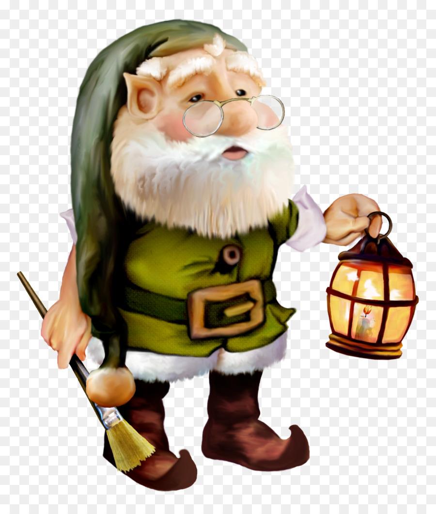 Christmas Gnome Clipart Illustration Transparent Clip Art