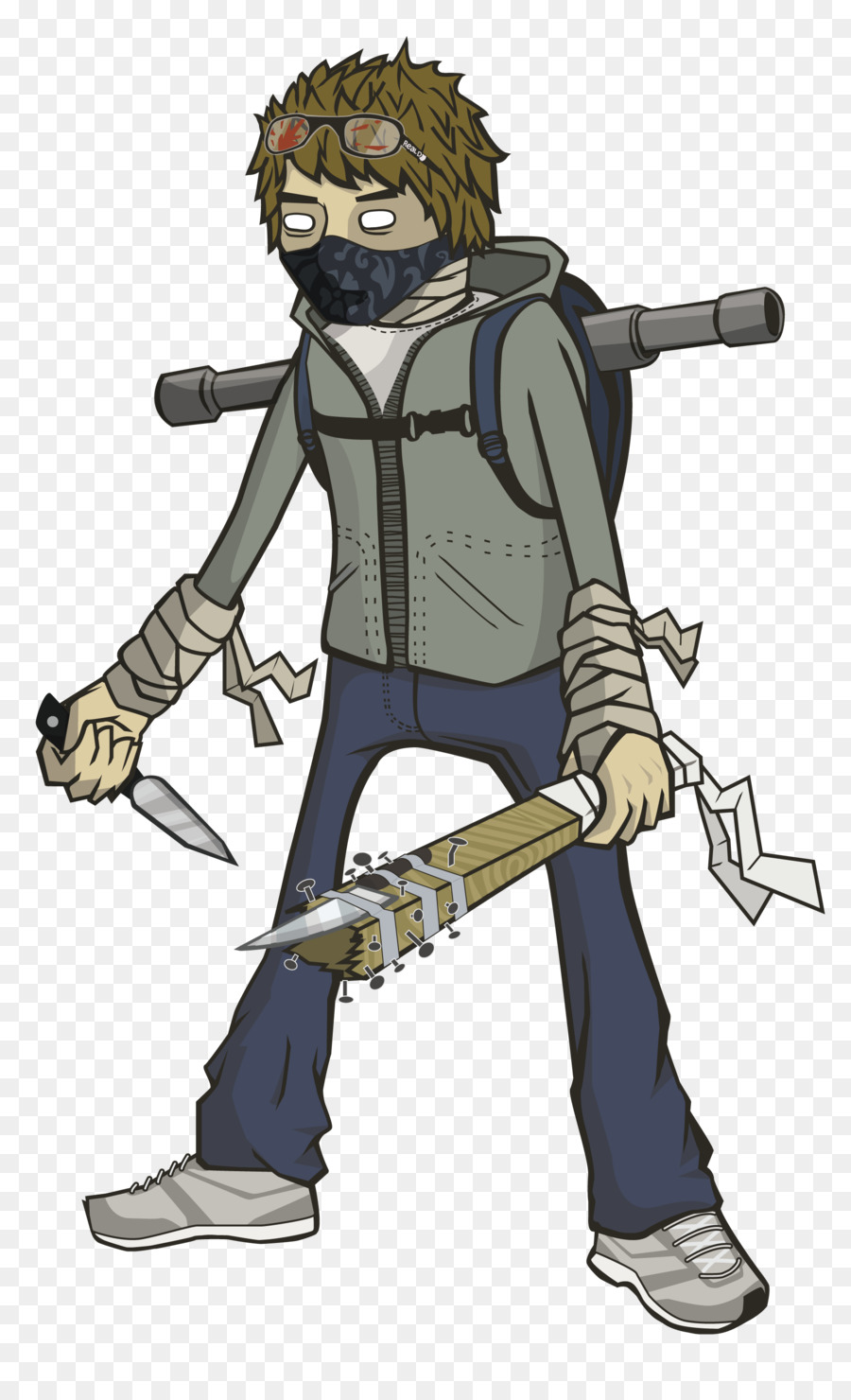 Zombie Drawing Illustration Transparent Png Image Clipart Free