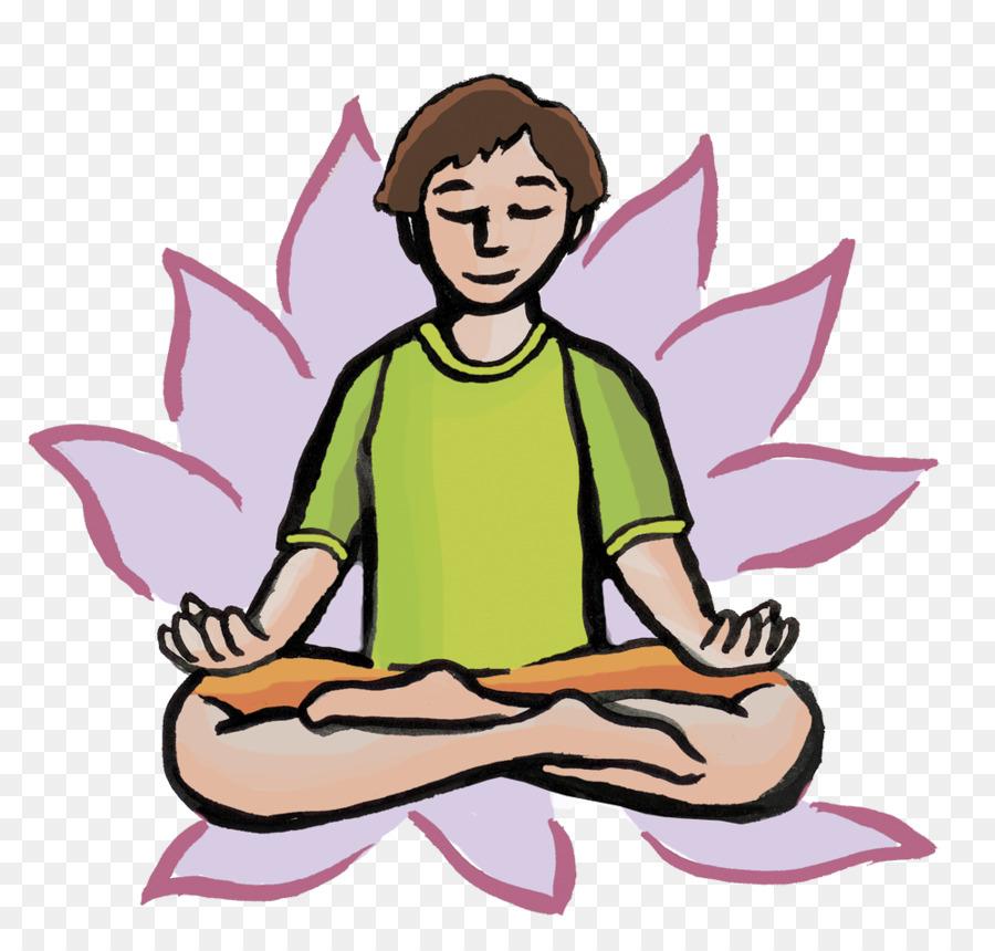 Child Meditation Yoga Transparent Png Image Clipart Free Download