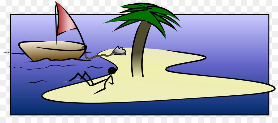 Island Cartoon