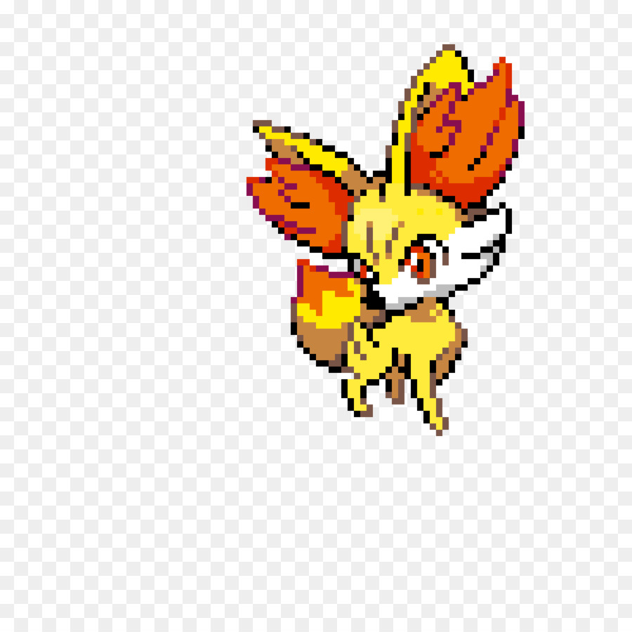 Minecraft Yellow Butterfly Transparent Png Image Clipart Free