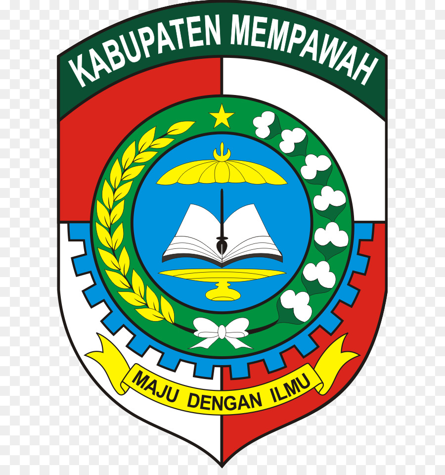 Logo Kabupaten Mempawah Clipart Mempawah Melawi Regency Clipart Font Line Ball Transparent Clip Art