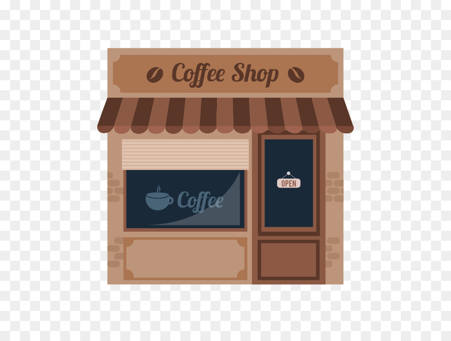 clipart Building design Cafe