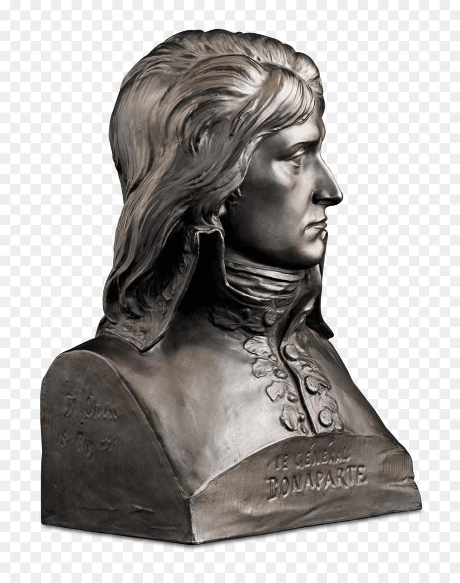 Sculpture clipart Bust Bronze sculpture Portrait Sculpture