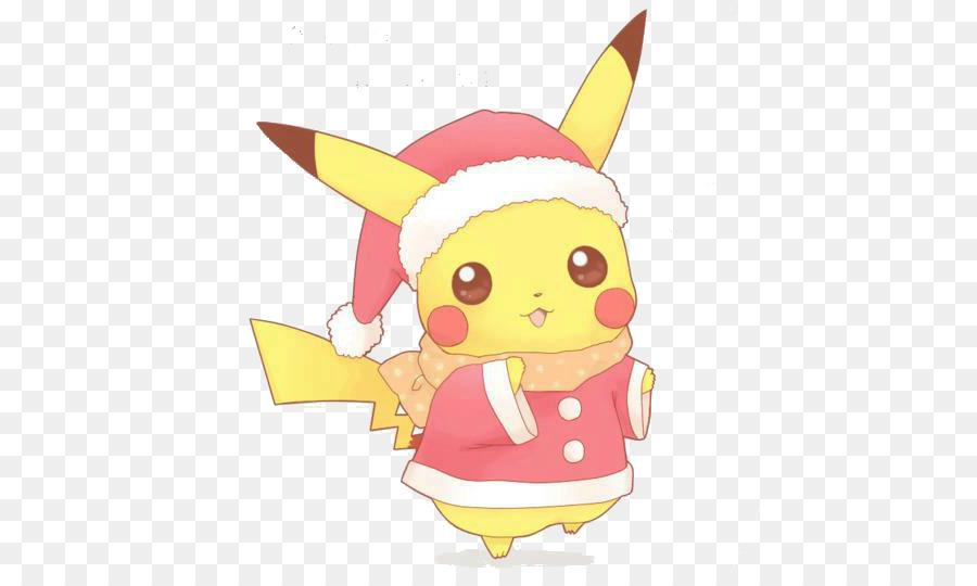 pokemon christmas clipart Pikachu Pokémon GO