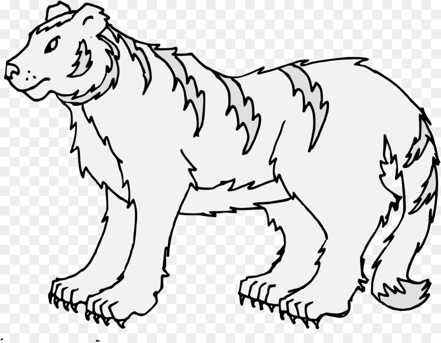 Lion Drawing Art Transparent Image Clipart Free Download