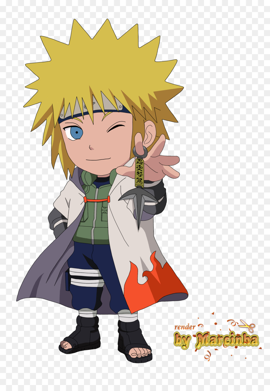 Naruto Akatsuki Naruto Chibi Art