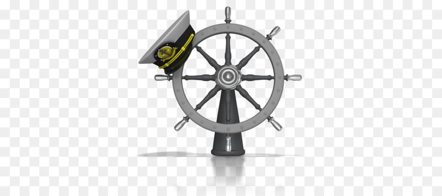 Ship's Wheel Rudder Motor Vehicle Steering Wheels Clip Art - Area -  Amusement Park Transparent PNG