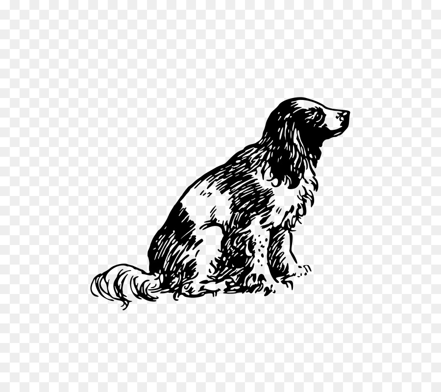 Pet Dog Illustration Transparent Image Clipart Free Download