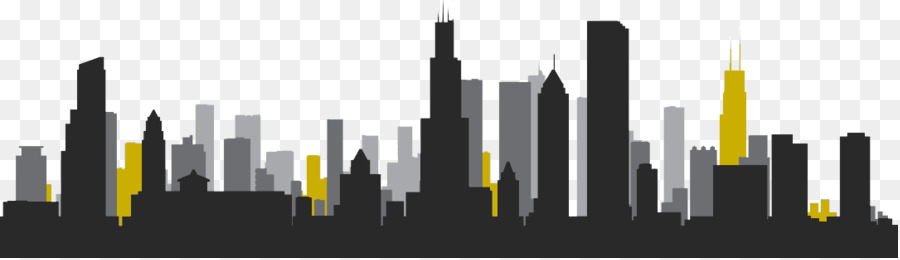 City Skyline Silhouette