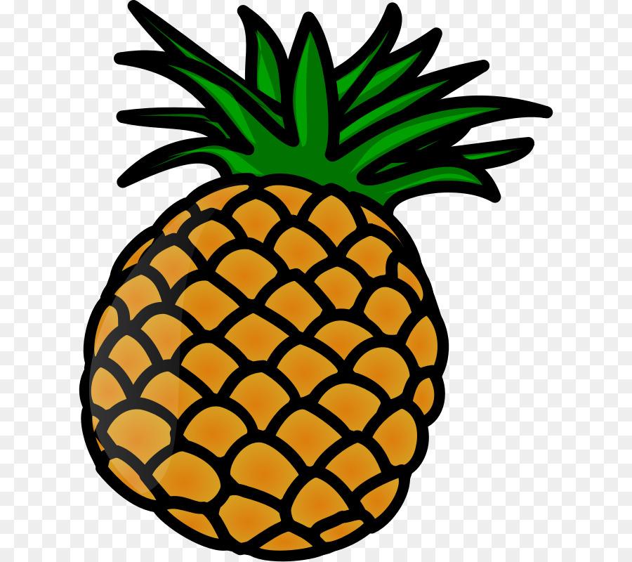 pineapple clipart Pineapple Clip art