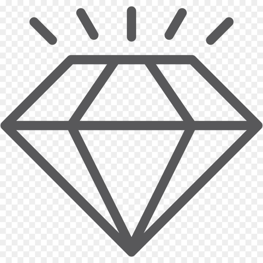 Diamond Cartoon