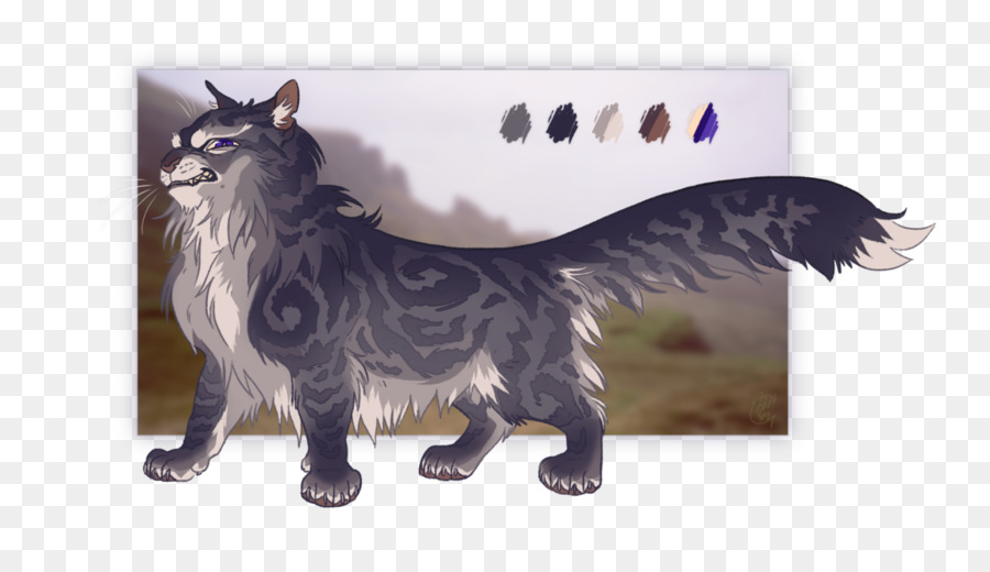 tail clipart Whiskers Maine Coon Dog