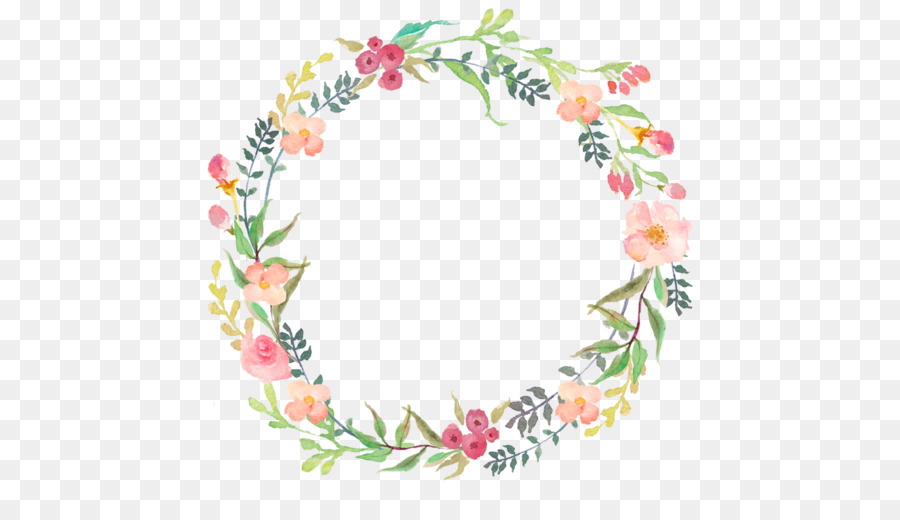 Flower Crown Transparent Background