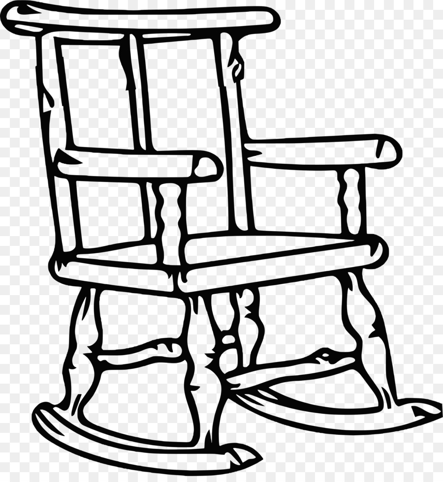 Incredible Table Cartoon Clipart Chair Furniture Line Transparent Squirreltailoven Fun Painted Chair Ideas Images Squirreltailovenorg