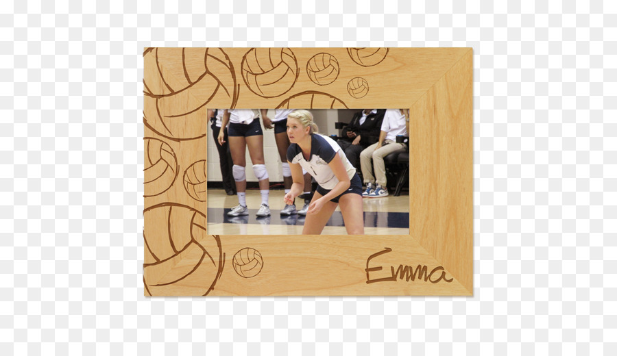 volleyball picture frame clipart Picture Frames Tandem Volleyball Picture Frame TSVBALLFRAME
