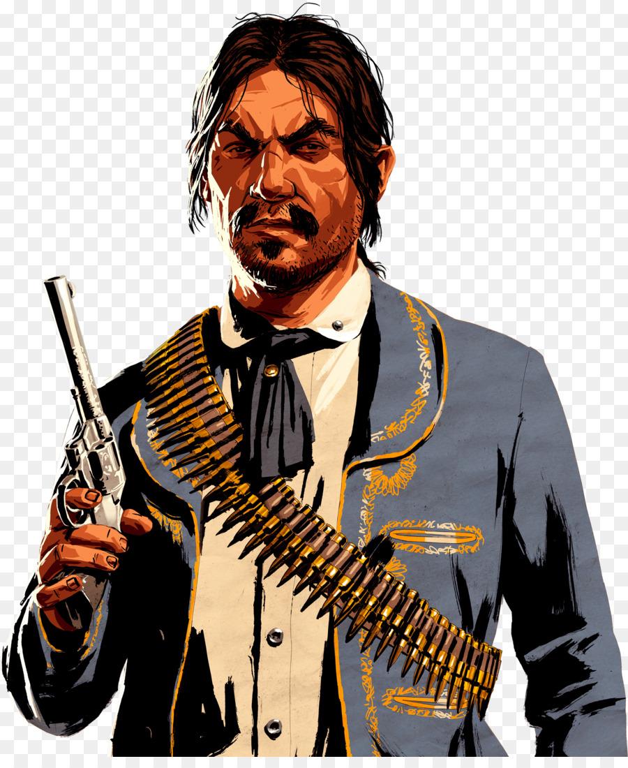 javier escuella red dead redemption 2 clipart Red Dead Redemption 2 John Marston