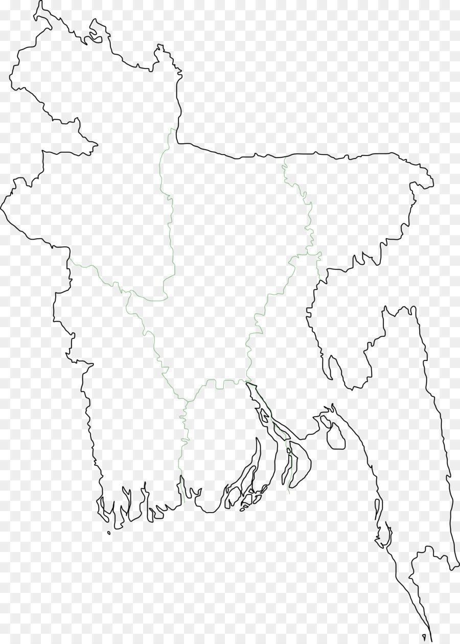 World Map Clipart Map White Line Transparent Clip Art