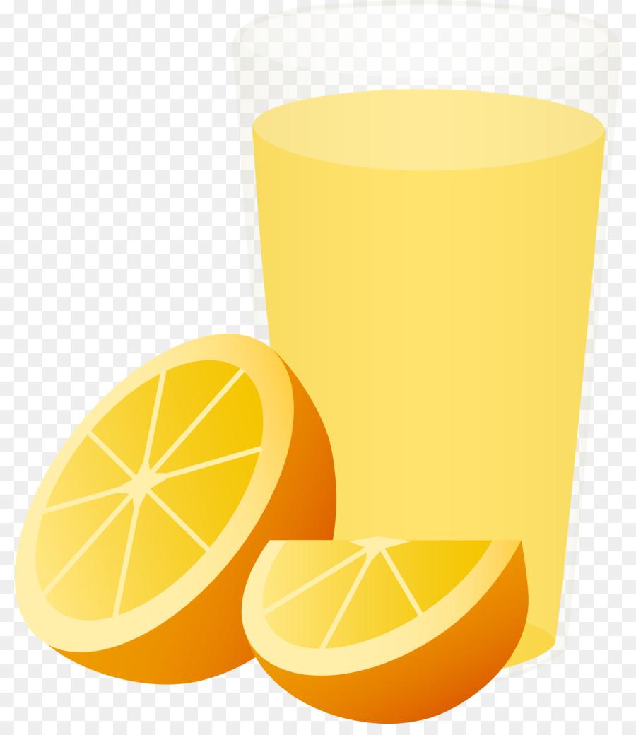glass of orange juice cartoon clipart Orange juice Orange drink