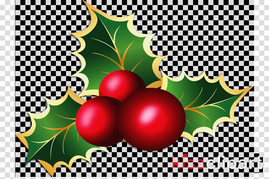 Christmas Poinsettia Clipart Clipart Fruit Christmas Tree Transparent Clip Art