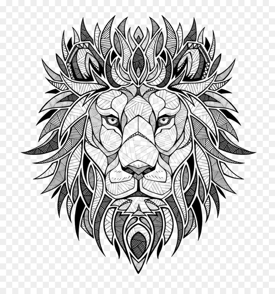 7caea2c8b Download tattoo lion old school clipart Lion Tattoo Art