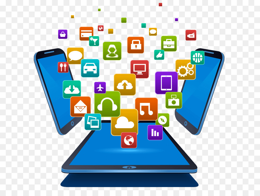 mobile app development free clipart Mobile app development