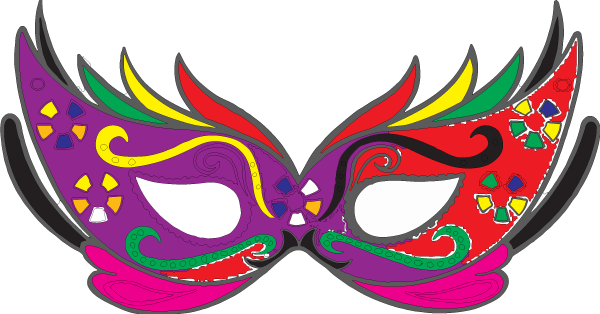 Halloween Mask Cartoon clipart - Mask, Carnival, Font ...