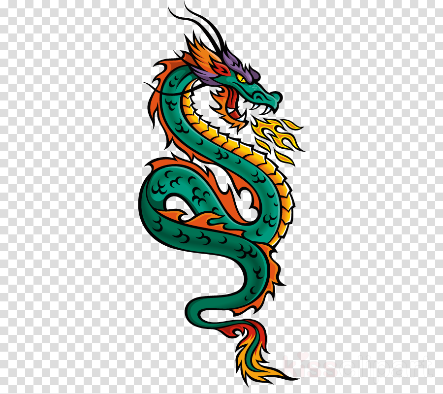 dragon cafe clipart Dragon Cafe Chinese dragon