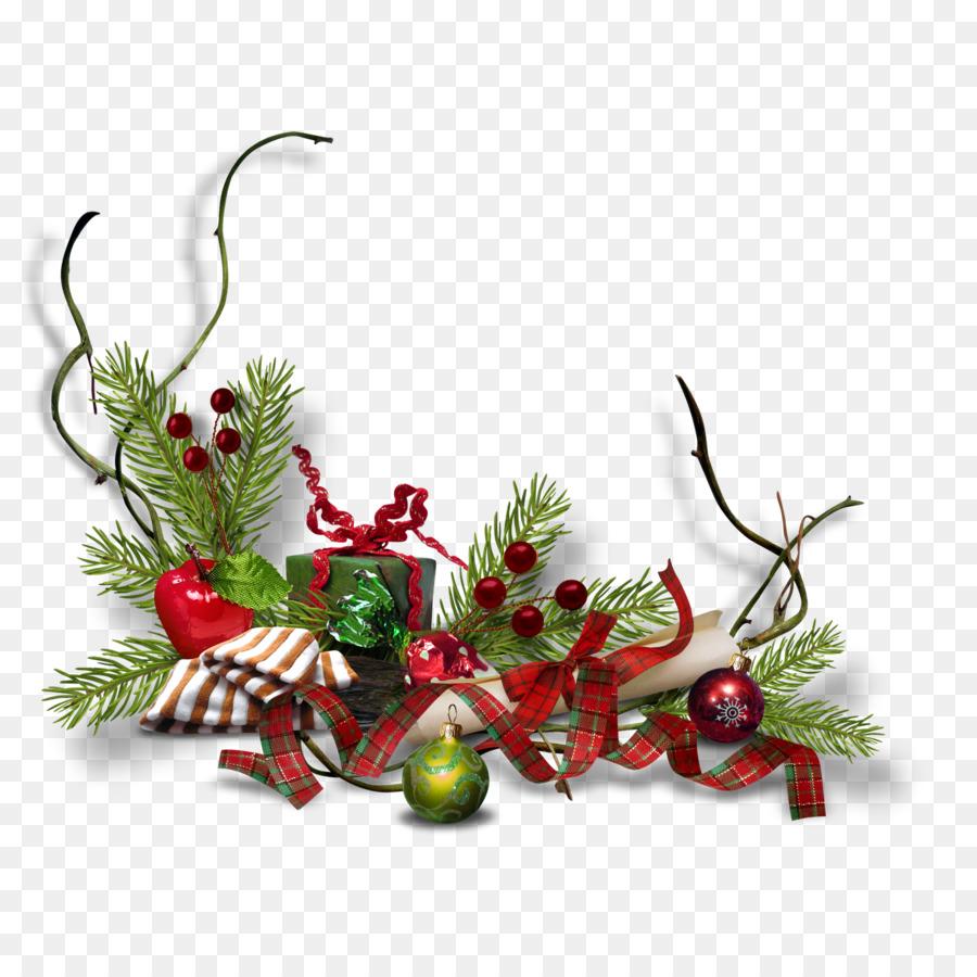 vignette design christmas