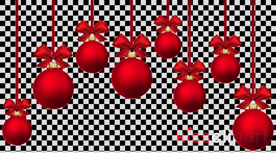 Christmas Decoration Cartoon Clipart Holiday Christmas