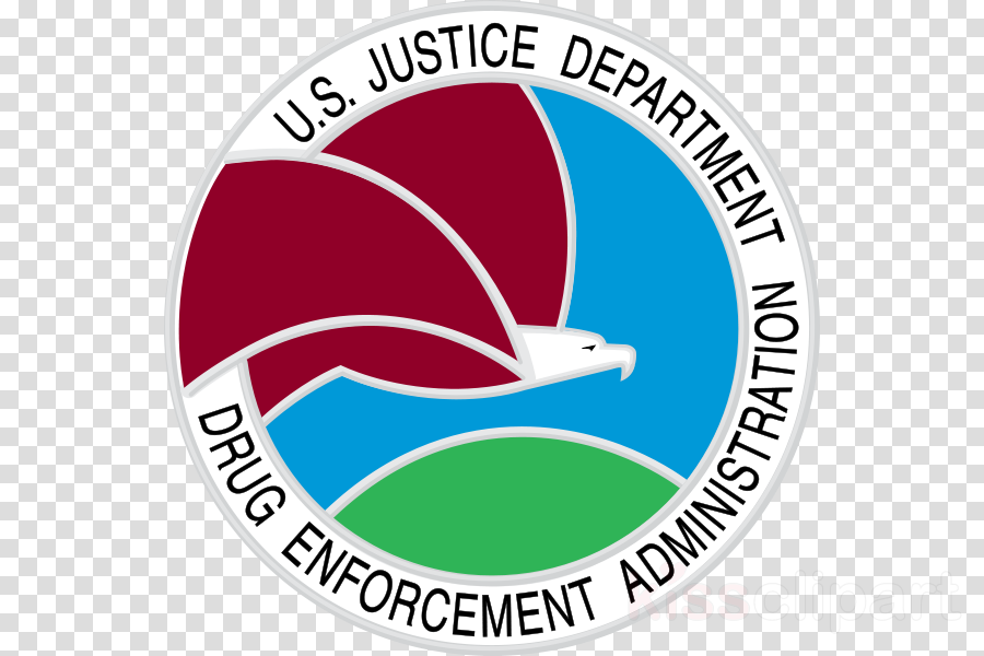 us dea logo clipart United States of America Drug Enforcement Administration United States Department of Justice