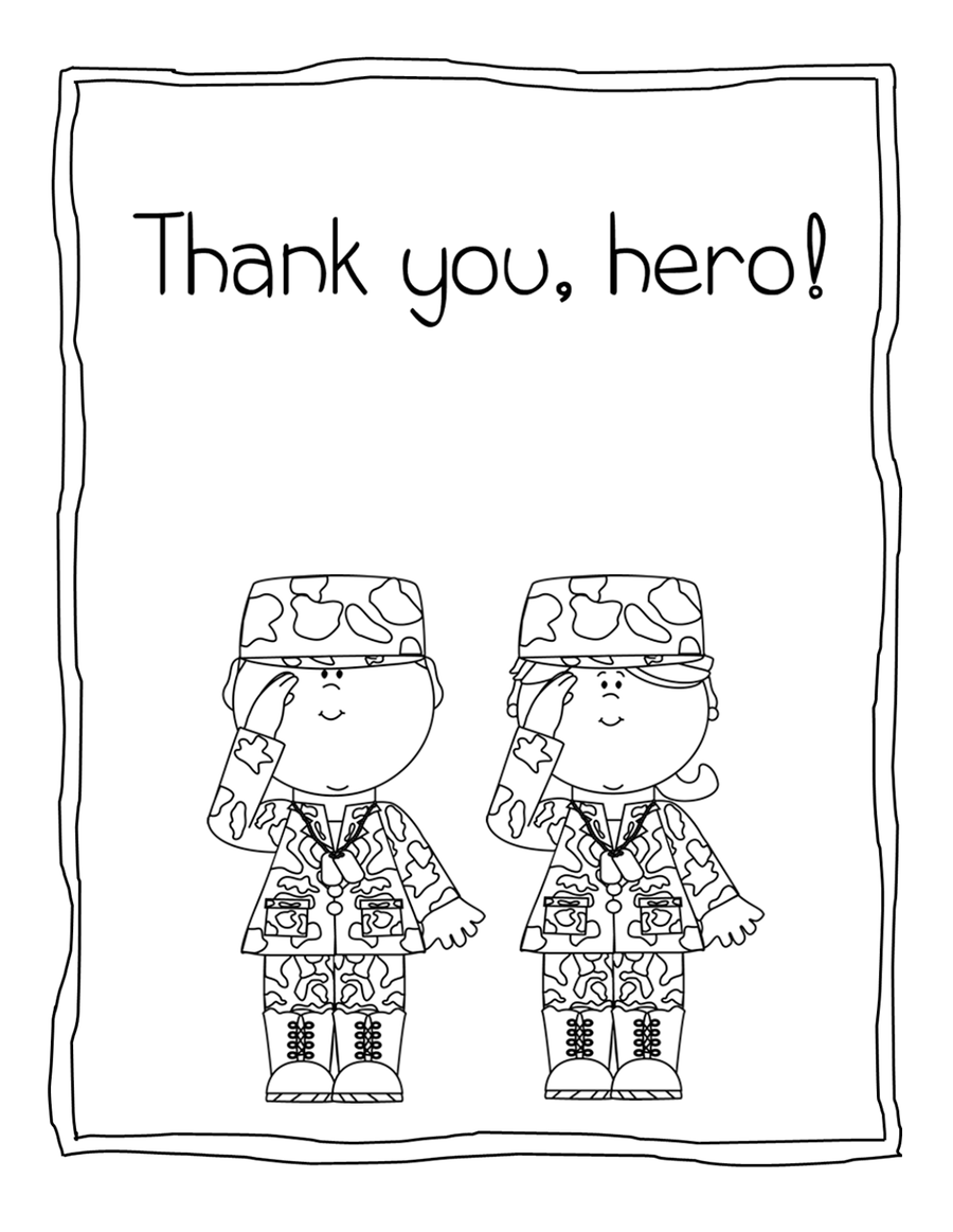 Thank you veterans coloring page clipart christmas coloring pages coloring book veterans day