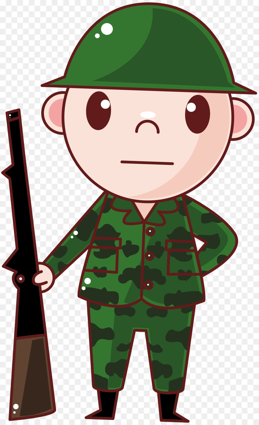 Soldier Drawing Illustration Transparent Png Image Clipart Free