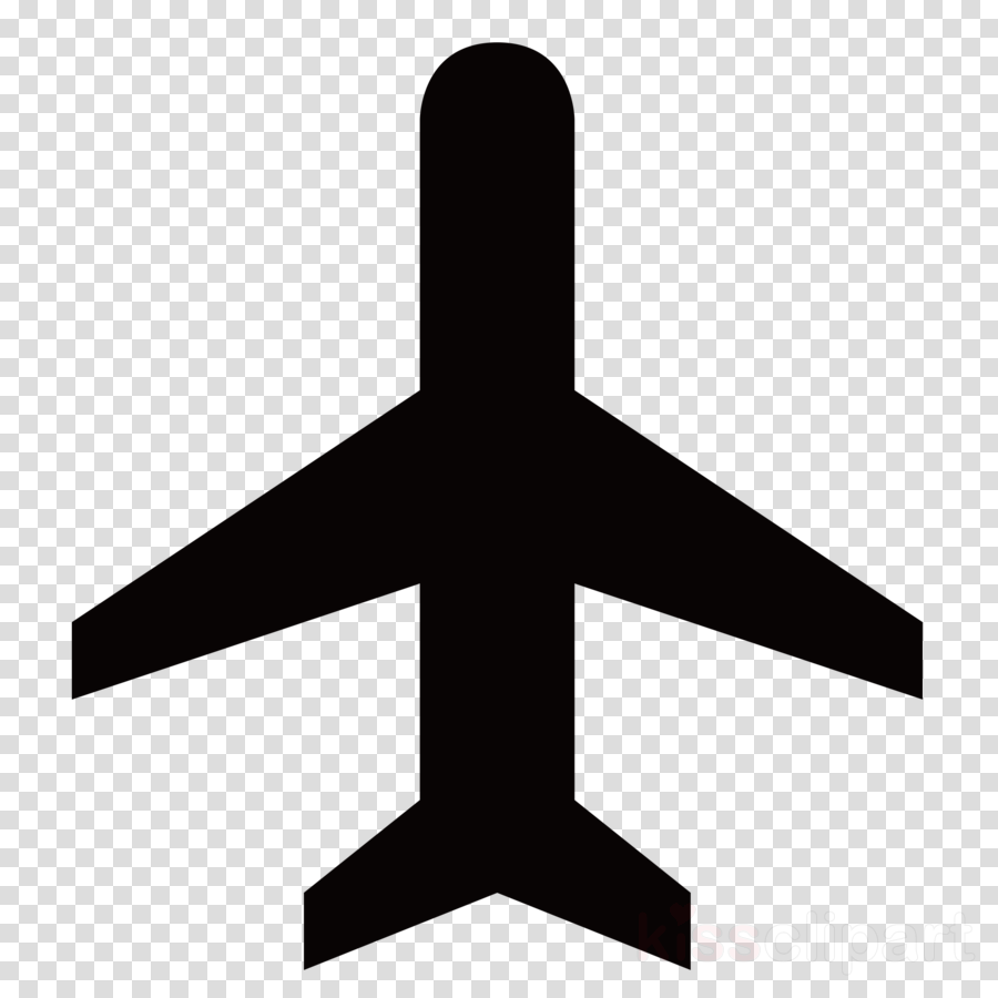 Airplane Symbol Clipart Airplane Illustration Line Transparent Clip Art